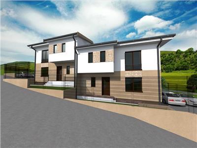 Duplex cu panorama spre cluj