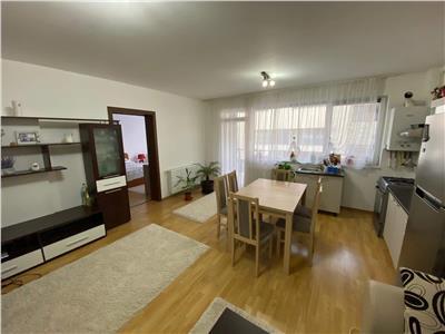 Apartament 2 camere, mobilat si utilat, parcare, zona Catanelor