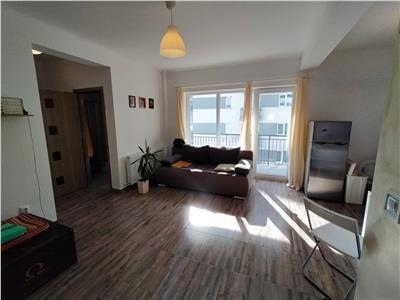 Apartament  2 camere, mobilat, utilat, parcare, zona Vivo