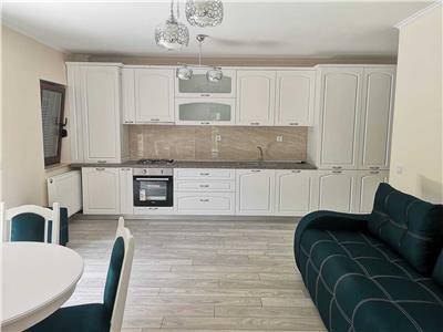 Apartament 2 camere, mobilat si utilat, cu terasa, zona Vivo.