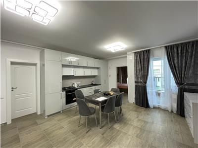 Apartament 3 camere, bloc nou, A.C., terasa, parcare, zona  Vivo!
