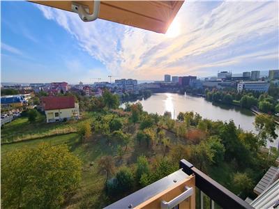 Apartament LUX 3 camere 65mp, balcon, parcare,Iulius Mall, vedere Lac.