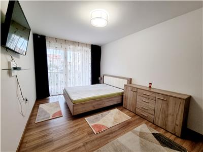 Apartament 2 camere semidecomandat, 52mp, cartier Andrei Muresanu