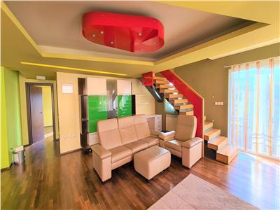 Apartament 4 camere 150mp,50mp de terase, Buna Ziua, zona LIDL
