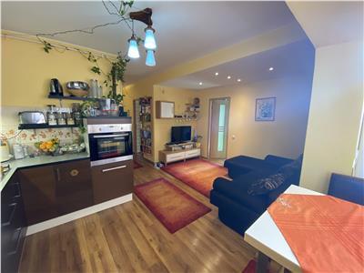Apartament 3 camere, mobilat si utilat, parcare, zona Somesului
