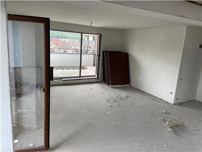Apartament 2 camere semifinisat garaj zona Terra!