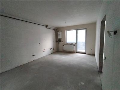 Apartament 2 camere, semifinisat, bloc nou cu lift, parcare zona BMW Vivo