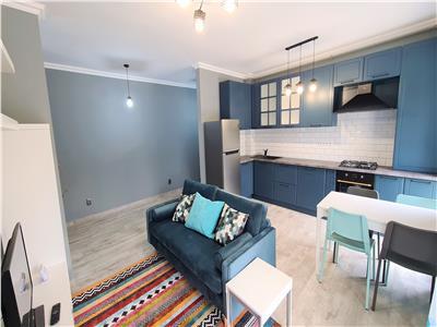 Apartament 2 camere 58mp, terasa 96mp,parcare,Gheorgheni, Interservisan