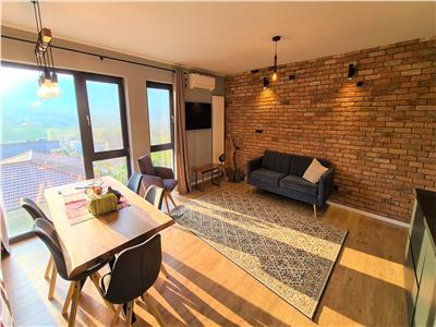 Apartament 3 camere 81mp,2 parcari,boxa,Borhanci, zona Gardenia