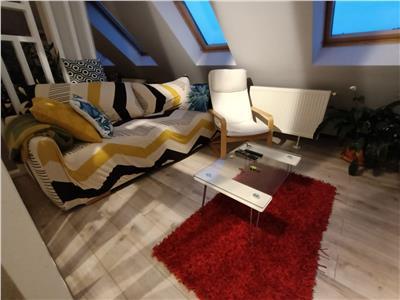 Apartament 2 camere, mobilat, utilat, parcare, zona Tautiului, langa parcul Poligon