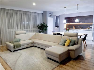 Apartament 3 camere, mobilat modern, utilat, parcare, zona Profi!