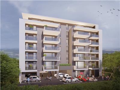 BLOC NOU Apartament 2 camere, 2 balcoane, Marasti, zona Maurer Panoramic