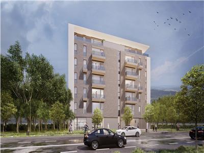 BLOC NOU Apartament 3 camere, 2 balcoane, Marasti, zona Maurer Panoramic
