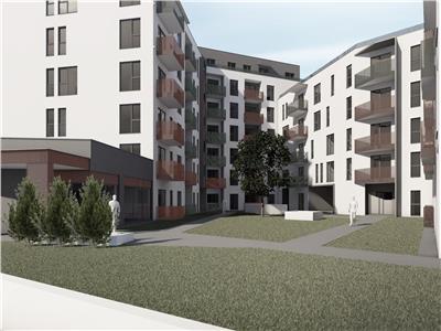 Vanzare apartament 3 camere  zona Kaufland
