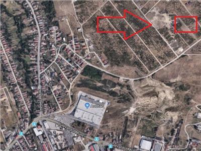 Parcela de teren in zona de case