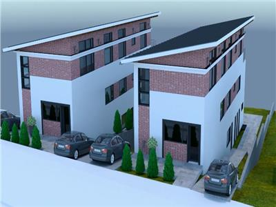 Apartamente/duplex-uri de vanzare in Dambul Rotund
